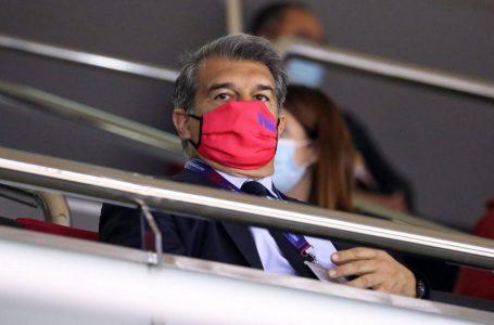 Laporta rompe su silencio: «La Superliga es absolutamente necesaria»