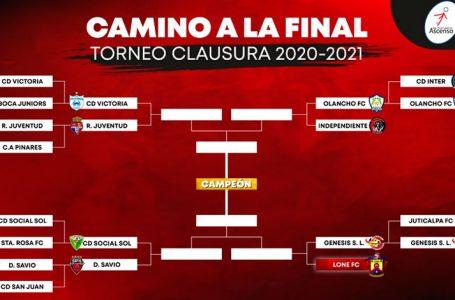 Liga de Ascenso entra a cuartos de final; los equipos buscan llegar a Primera División