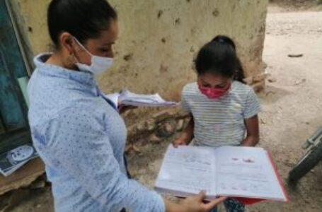 Anuncian creación de comisión para conocer cronograma de vacunación a docentes