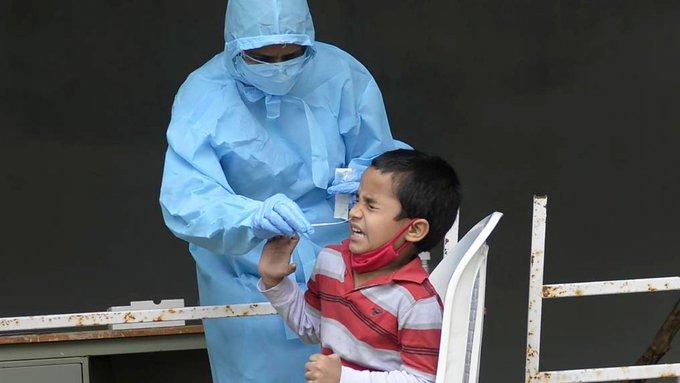 Más de 17 mil niños contagiados y 37 han muerto por COVID-19 en Honduras