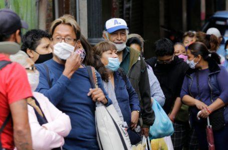 OPS advierte por ola de contagios más larga