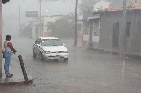Una semana lluviosa se espera en varios sectores del país