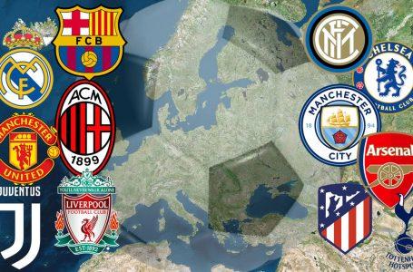 Nace la Superliga europea con Real Madrid, Barcelona y Atlético como fundadores