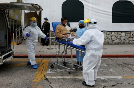 Guatemala declara la alerta roja hospitalaria por el coronavirus