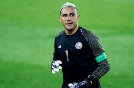 Keylor Navas el gran ausente; no estará con Costa Rica en el Final Four de Concacaf