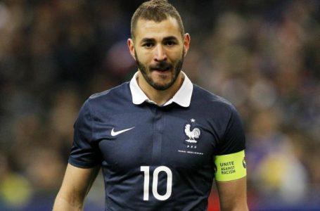 Benzema vuelve con la selección de Francia tras seis años de ausencia