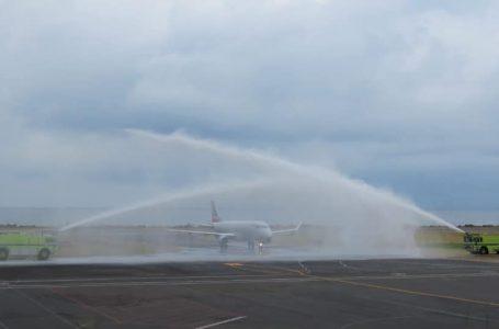 Aeropuerto de Roatán recibe nuevo operador de aerolínea internacional