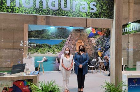 """""""Este es un gran paso para recuperación del turismo""""; Honduras desde la FITUR"""