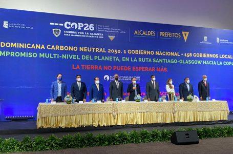 """Alcalde Tito Asfura participó en cumbre """"Alianza para la ambición Climática"""" del COP26"""