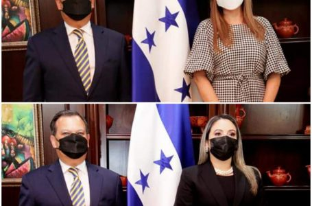 Ministras del Despacho de Derechos Humanos y MiAmbiente+ fueron juramentadas