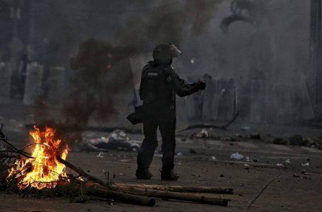 Al menos 16 manifestantes fallecidos durante las protestas en Colombia
