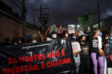 Conmoción en Brasil tras la operación policial más letal de la historia de Río de Janeiro