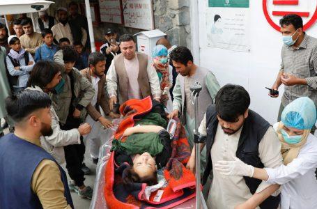 Al menos 40 muertos tras múltiples explosiones con una escuela para niñas en Kabul