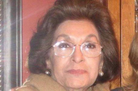 Fallece la madre de Salvador Nasralla, doña Alicia Salum