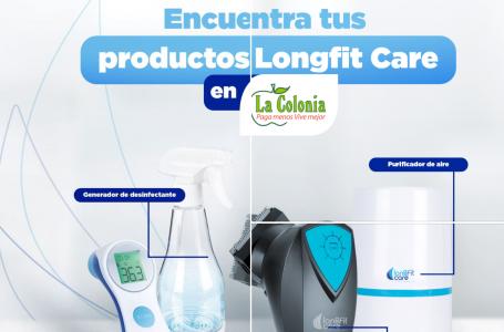 Supermercados La Colonia cuida el bienestar de las familias con los productos LongFit Care