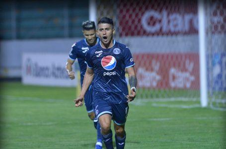 Motagua, el gran ganador de las semifinales de ida del torneo Clausura