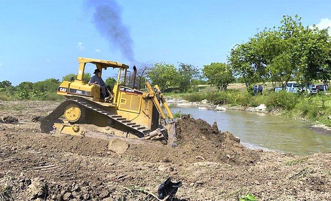 Gobierno invierte L. 320 millones en reparación de bordostras huracanes