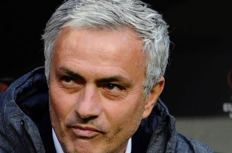 José Mourinho se convierte en el nuevo entrenador de la Roma de Italia