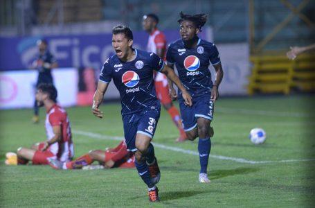 Motagua golea al Vida y vuela directo a las semifinales del torneo Clausura