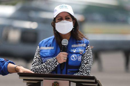 OPS en Honduras defiende decisión de aplicar segunda dosis de vacuna en 3 meses