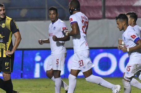 Olimpia es campeón de las vueltas y Honduras Progreso semifinalista en la Liguilla