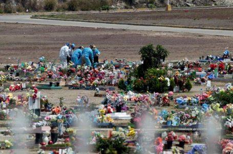 Funerarias registran 420 entierros por COVID-19 en primera semana de mayo