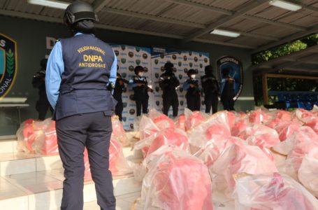 Asciende a 1.5 toneladas la droga encontrada enterrada en Colón