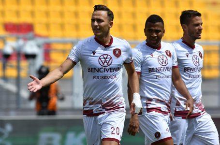 Hondureño «Rigo» Rivas y el Reggina le dicen adiós al sueño de ascender a la Serie A