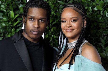 """""""Es el amor de mi vida"""": ASAP Rocky confirma relación con Rihanna"""