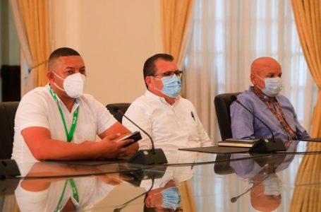 Alcaldes volverán a El Salvador para buscar adquirir vacunas en reunión con China