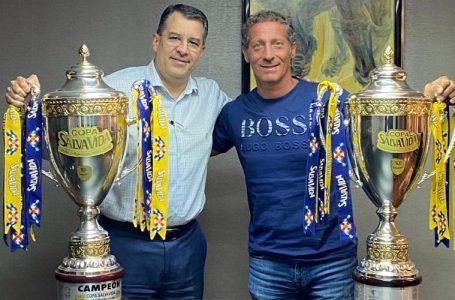 Pedro Troglio renueva con Olimpia hasta mayo 2022