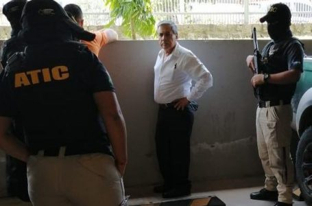 ATIC captura al alcalde de Tatumbla por supuestos cobros al margen de la ley