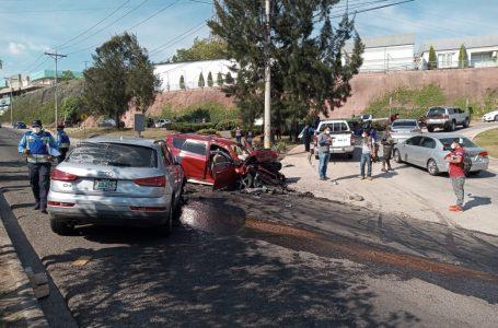 Por 3 delitos podría ser acusado el conductor que ocasionó accidente en Anillo Periférico