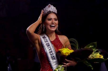 México gana corona de Miss Universo; Cecilia Rossell de Honduras con buena participación