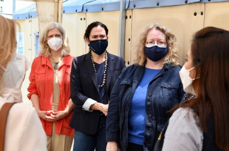 Altos funcionarios de USAID y del Departamento de Estado visitaron Honduras