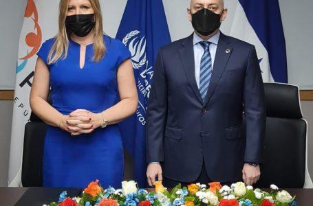 OACNUDH y MP acuerdan frente común para la investigación de violaciones a derechos humanos