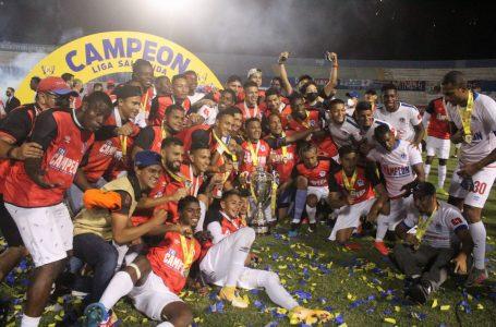 Olimpia sigue haciendo historia y se proclama tricampeón del fútbol hondureño