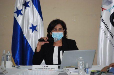 Nueva Ley Electoral prohíbe que hermanos de Rixi Moncada sean candidatos por Libre