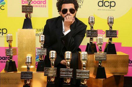 The Weeknd arrasó en los Billboard Music Awards 2021