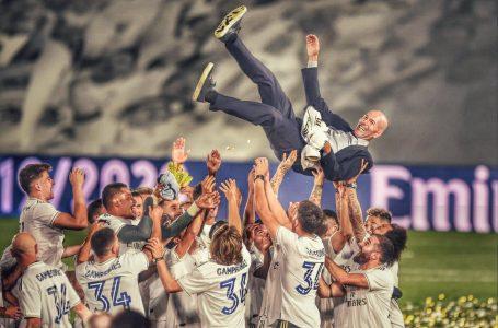 Zinedine Zidane se marcha del Real Madrid