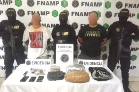 Fiscalías del Triángulo Norte lideran Operación Escudo Regional VII para el combate de estructuras criminales