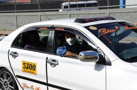 IHTT anuncia desembolso de bonos en efectivo a transportistas de taxis a partir de este viernes