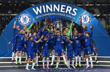 El Chelsea gana la Champions y toca el cielo de Oporto