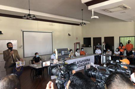 """Panal respalda alianza UNOH, porque """"está integrada por partidos con credibilidad"""""""