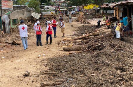 Cruz Roja ha atendido a unas 200 mil personas desde Iota y Eta