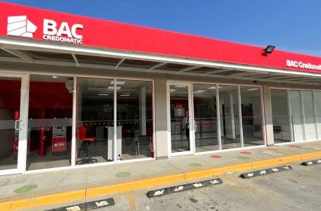 BAC Credomatic apertura sucursal en La Lima, Cortés