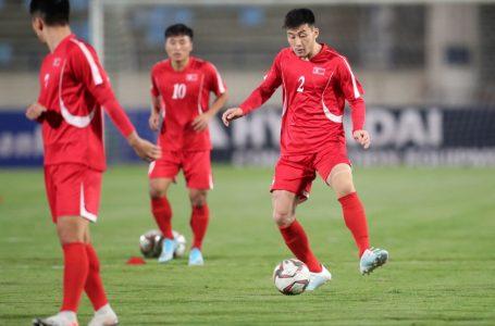 Corea del Norte se retira de la clasificación para el Mundial por el COVID-19