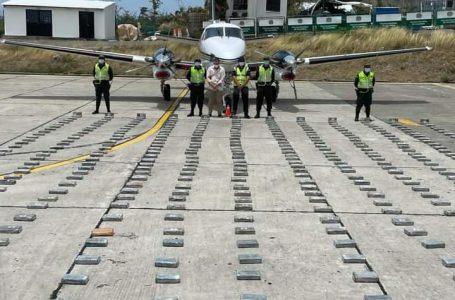 Informante en Honduras habría revelado sobre avión cargado de cocaína en Colombia