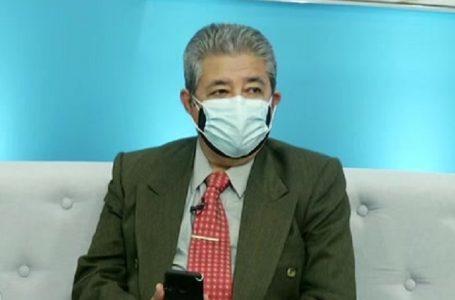 """""""Hay un grupo interesado en extender la pandemia, para que no se realicen las elecciones"""""""