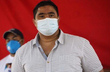 Muere por Covid-19 el presidente del Sitraunah Andelso Flores